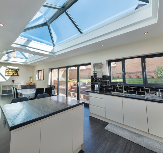 Helpful Tips To Light Your Kitchen For Maximum Efficiency: Sun Trade Windows