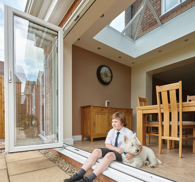 4_REHAU_Bifold_Door